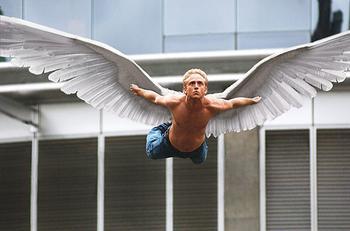 Люди- ангелы