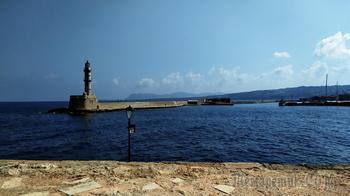 Крит. Ханья