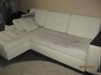 Меняем обивку дивана