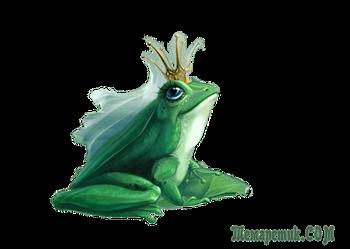 Царевна-лягушка (Стих)