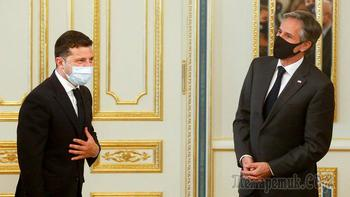 «Россия и олигархи»: Блинкен рассказал Зеленскому об угрозах для Украины