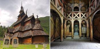 11 самых необычных церквей мира