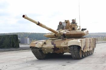 В США оценили «смертоносный» Т-90