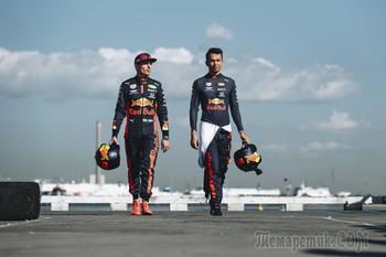 Боксы на карантине: «Формула-1» отложила начало сезона