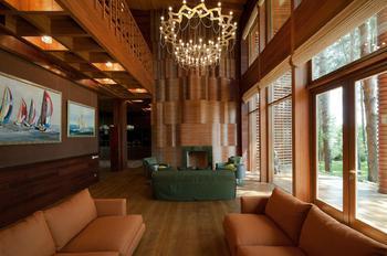 Дом «Макалун» архитектора и дизайнера Тотана Кузембаева