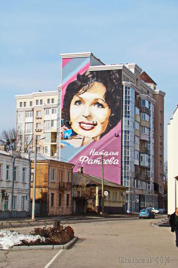 Мой Харьков. Картины на домах-2