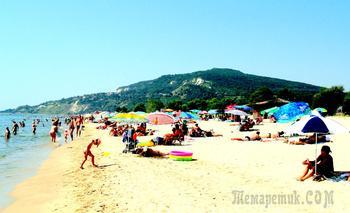 Болгарское побережье Черного моря 17. Кранево