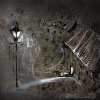 Ночью (Стих)