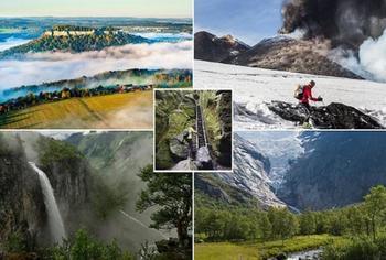 Прогулка по красивейшим европейским национальным паркам