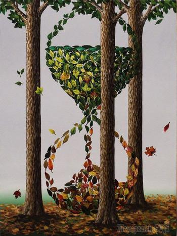 Осенние мотивы (Стих)