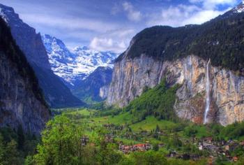 10 долин мира, от одного вида которых захватывает дух