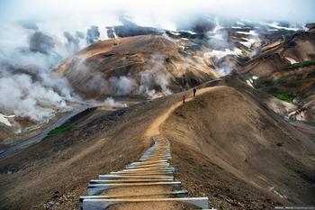 Фотопроект: остров Исландия