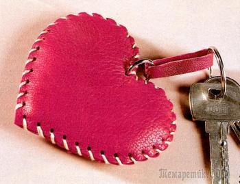Создаем стильный брелок своими руками: фото индивидуальных украшений для ключей