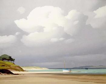 И Тишина откроется однажды....Художник Пьер де Клозад /Pierre de Clausade (Франция 1910-1975)