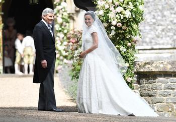 Свадьба Пиппы Миддлтон: великолепные фотографии со свадьбы сестры её королевского высочества принцессы Кейт