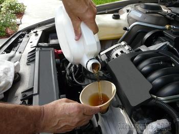 Новый способ замены масла в двигателе (+ 6 известных)