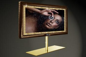 Самый дорогой в мире телевизор: секрет его роскоши не в технических достижениях!