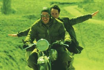 10 красивых фильмов, вдохновляющих на путешествия