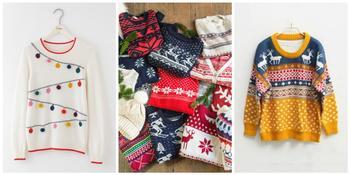 Тренд сезона: рождественский свитер