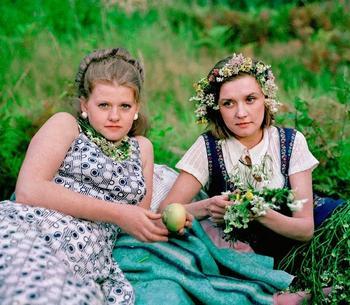 Советские актрисы, игравшие роли не своего возраста