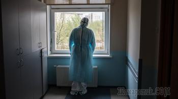 Российскую больницу оштрафовали за вспышку коронавируса