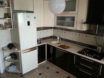 Кухня: Приятно и готовить, и отдыхать