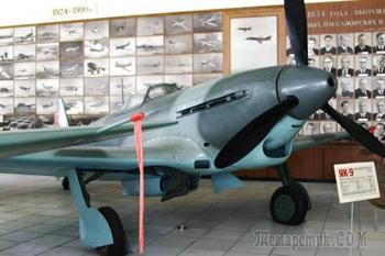Самолет Як-9: истребитель времен Второй мировой войны