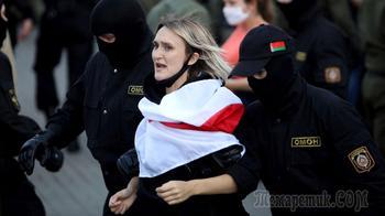 Снять маски: Тихановская пригрозила силовикам