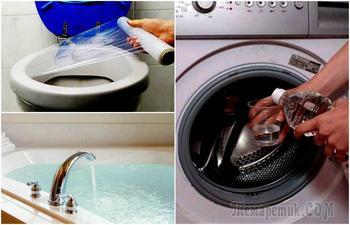 9 уловок, которые позволят справиться с проблемами в ванной самому, а не вызывать сантехника