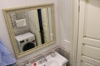 Ванная: уголок комфорта и роскоши