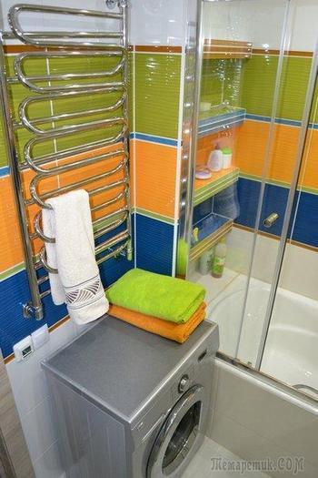 Ванная: мечта женщины - место, где помещается море баночек и флаконов