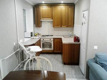 Кухня: как разместить все на 5,6 кв. м.