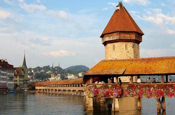 Люцерн: достопримечательности и красивые места