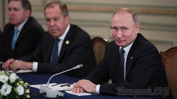 Французская газета назвала важный фактор международного успеха Путина