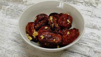 Ароматные пикантные вяленые помидоры