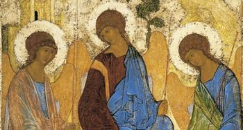 О «Троице» Рублёва