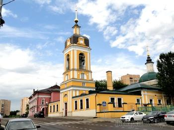 Новоспасский монастырь – старейшая монашеская обитель Москвы