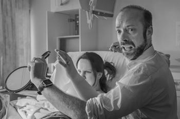 Первый вдох: в Австралии объявили лучших фотографов, снимавших роды