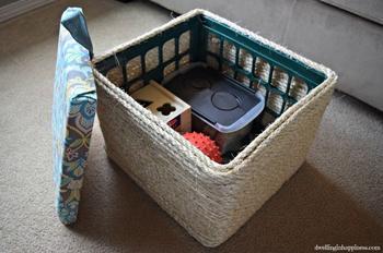 20 оригинальных идей использования пластмассовых ящиков дома и на даче