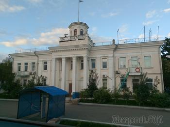 Случайный круиз. Москва-Калязин