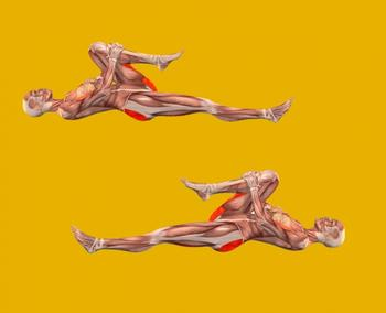 Спасительные упражнения при гипертонии