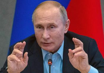 Путин обвинил в росте цен США: они печатают слишком много долларов
