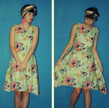 Как сшить платье своими руками быстро и просто