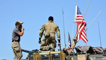 Сирийские террористы сдали своих американских инструкторов