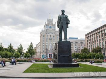 Случай на площади Маяковского