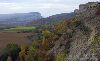 Прогулки в Бельбекской долине. Чабан-Кая - Сюйренская крепость
