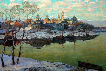 Почему русского гения-импрессиониста, которым восхищалась Европа, забыли на Родине: Константин Горбатов