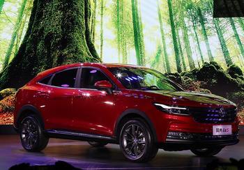 Dongfeng ix5 2018 – новый купе образный китайский кроссовер