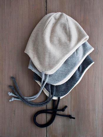 Как сшить шапку из шерсти и хлопка своими