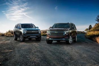 Два новых мастодонта от Chevrolet